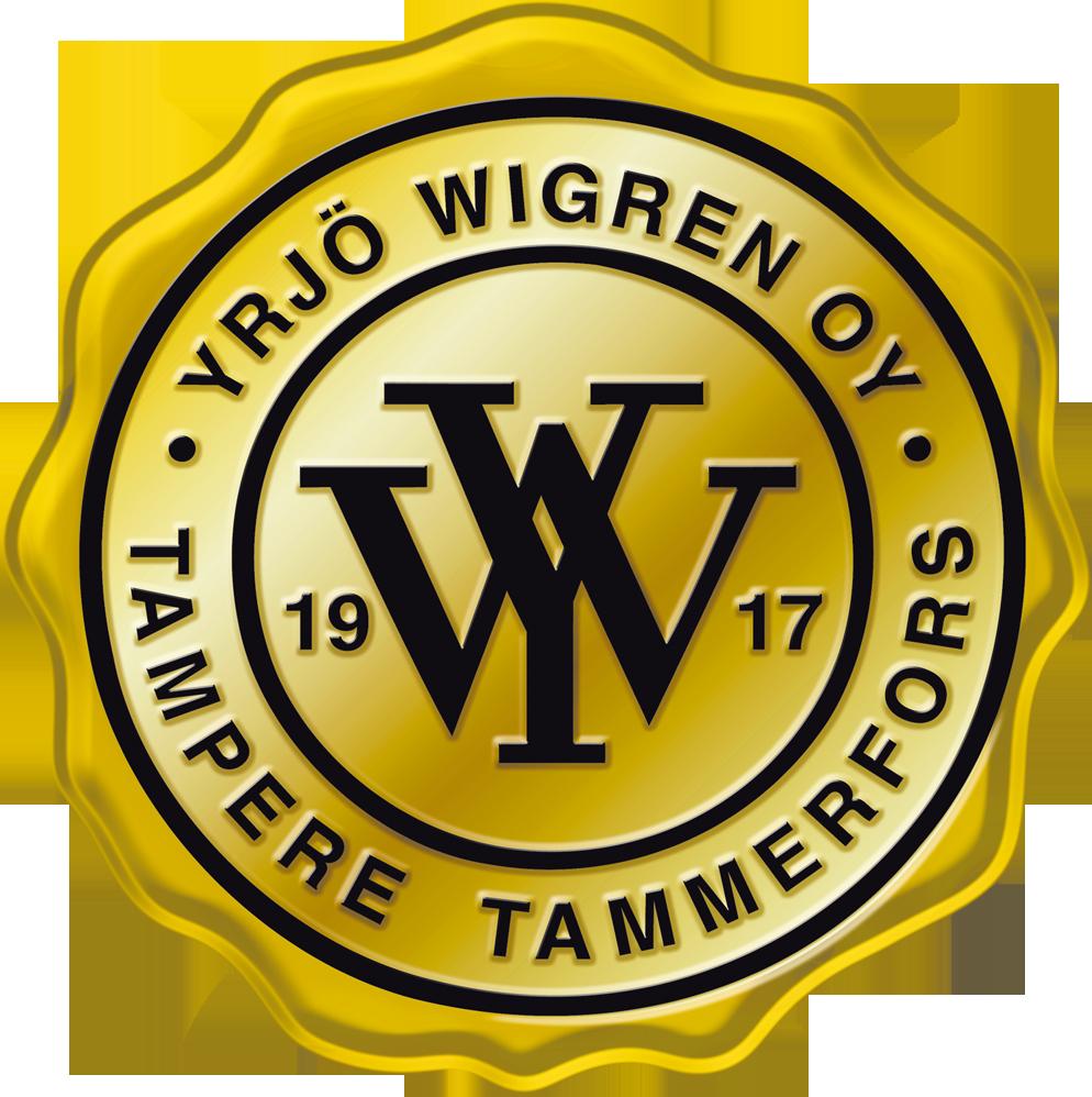 Logo of Yrjö Wigren Oy