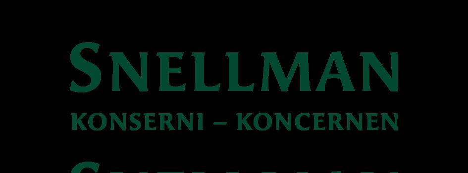 Logo of Snellman