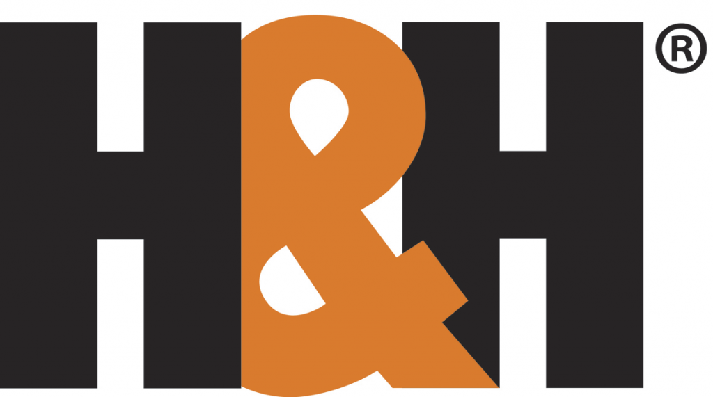 Logo of H&H Tuonti Oy
