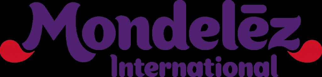 Logo of Mondelez International