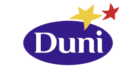 Logo of Duni Oy