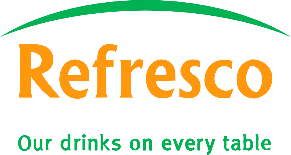 Logo of Refresco Finland Oy