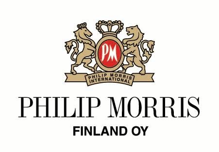 Logo of Philip Morris Finland