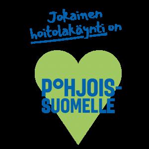 Jokainen hoitolakäynti on sydän Pohjois-Suomelle